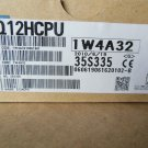 MITSUBISHI CPU Q12HCPU FREE EXPEDITED SHIPPING NEW