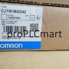 OMRON PLC CJ1W-MAD42 FREE EXPEDITED SHIPPING CJ1WMAD42 NEW