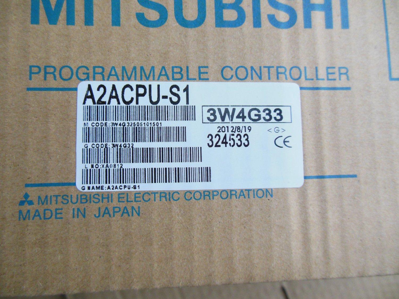 MITSUBISHI CPU A2ACPU-S1 FREE EXPEDITED SHIPPING A2ACPUS1 NEW