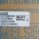 MITSUBISHI PLC AX80E FREE EXPEDITED SHIPPING NEW