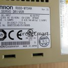 OMRON SERVO DRIVE R88D-WT04H NEW FREE EXPEDITED SHIPPING R88DWT04H