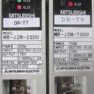 Mitsubishi Servo Drive MR-J2M-70DU FREE EXPEDITED SHIPPING MRJ2M70DU USED