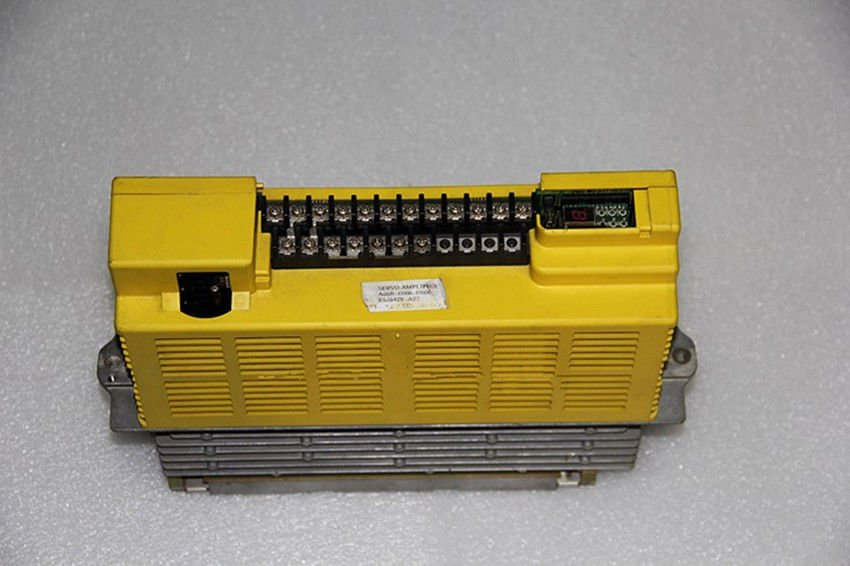 FANUC Servo Amplifier A06B-6066-H006 USED FREE EXPEDITED SHIPPING A06B6066H006