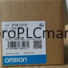 OMRON PLC CP1W-CIF41 FREE EXPEDITED SHIPPING CP1WCIF41 NEW