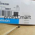OMRON PLC CS1W-OD261 FREE EXPEDITED  SHIPPING CS1WOD261 NEW
