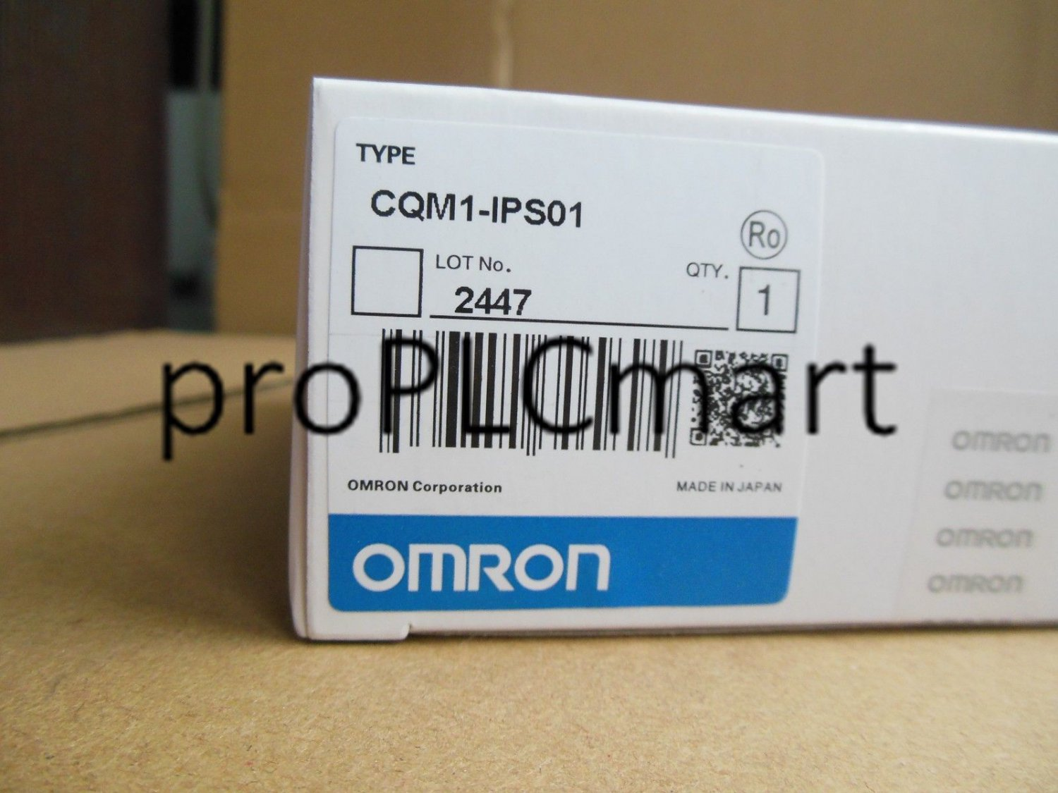 OMRON MODULE CQM1-IPS01 FREE EXPEDITED SHIPPING CQM1IPS01 NEW