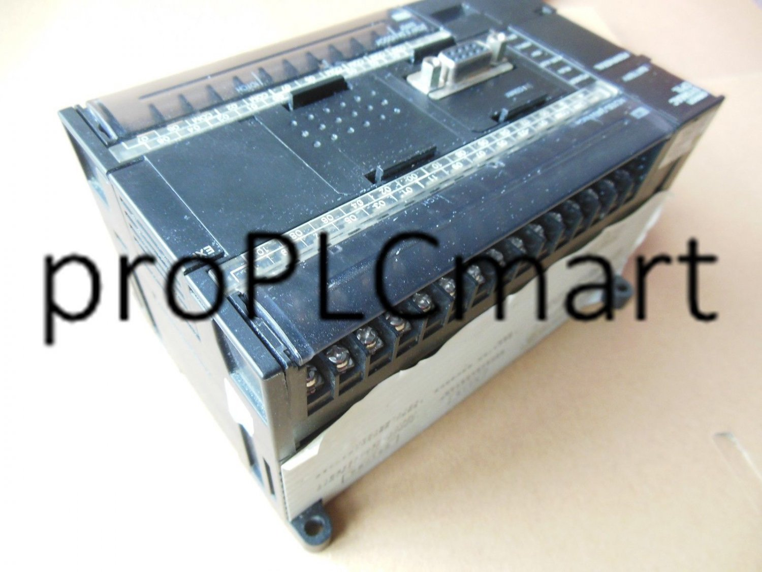 Omron PLC CP1L-M40DR-A FREE EXPEDITED shipping CP1LM40DRA USED