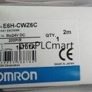 OMRON ENCODER E6H-CWZ6C 200P/R FREE EXPEDITED SHIPPING E6HCWZ6C 200PR NEW