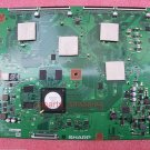 Sharp T-Con Board CPWBX RUNTK 4400TP Logic Board ZA for Sony TV