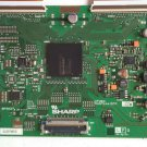 Original Sharp T-Con Board RUNTK 4415TP ZZ Logic Board For RCA LED-40V600