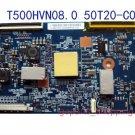 Original SONY KLV-50W800B T-con Board T500HVN08.0 CTRL BD 50T20-C00 Logic Board