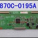 Original LG T-Con Board 6870C-0195A LC320WXNS-AA1 Logic Board