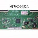 Original LG T-Con Board 6870C-0452A LC500DUE-SFR1 Logic Board