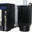 3phase 220V 1500w 1.5kw 6N.m 2500rpm 130mm AC servo motor drive kit 2500p/r