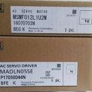 MSMF012L1U2M+MADLN05SE AC Servo motor drive kits 38mm 100w 3000rpm 0.32Nm