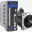 3phase 220V 1200w 1.2kw 6N.m 2000rpm 110mm AC servo motor drive kit 2500ppr