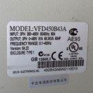 VFD450B43A DELTA VFD Inverter Frequency converter 45kw 60HP 3 PHASE 380V 400HZ