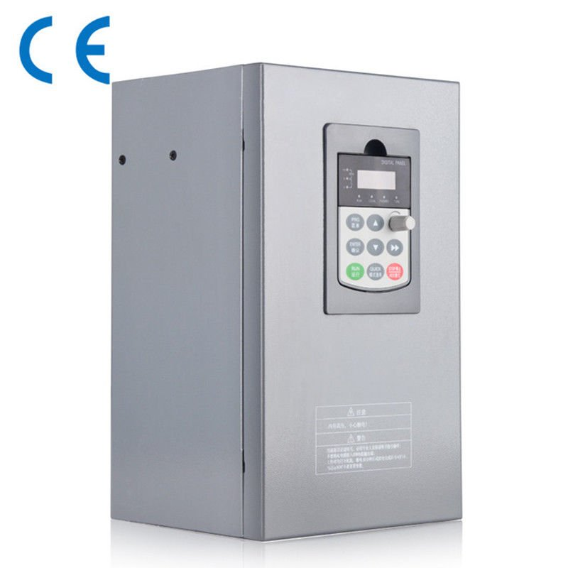 5.5kw 7.5HP 300hz VFD inverter frequency converter 3phase 380V to 3phase 0-380V