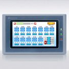 SK-050HS Samkoon HMI Touch Screen 5 INCH with Ethernet replace SK-050AS new in b