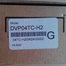 DVP04TC-H2 Delta EH2/EH3 Series PLC Analog Module new in box