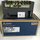 Genuine New Mitsubishi Servo Drive MR-J3-200B In Box MRJ3200B