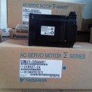 NEW  YASKAWA SERVO MOTOR SGMJV-08AAA61 IN BOX