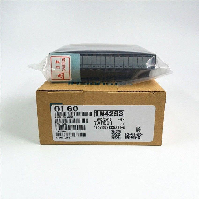 Brand new MITSUBISHI PLC Module QI60 IN BOX