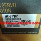 Brand new Mitsubishi SERVO MOTOR HC-SFS81 in box HCSFS81