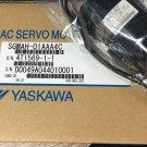 Yaskawa SERVO MOTOR SGMAH-01AAA4C SGMAH01AAA4C in box