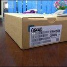 NEW&ORIGINAL Q64AD MIT PLC MODULE Q64AD FOR MIT Q64AD