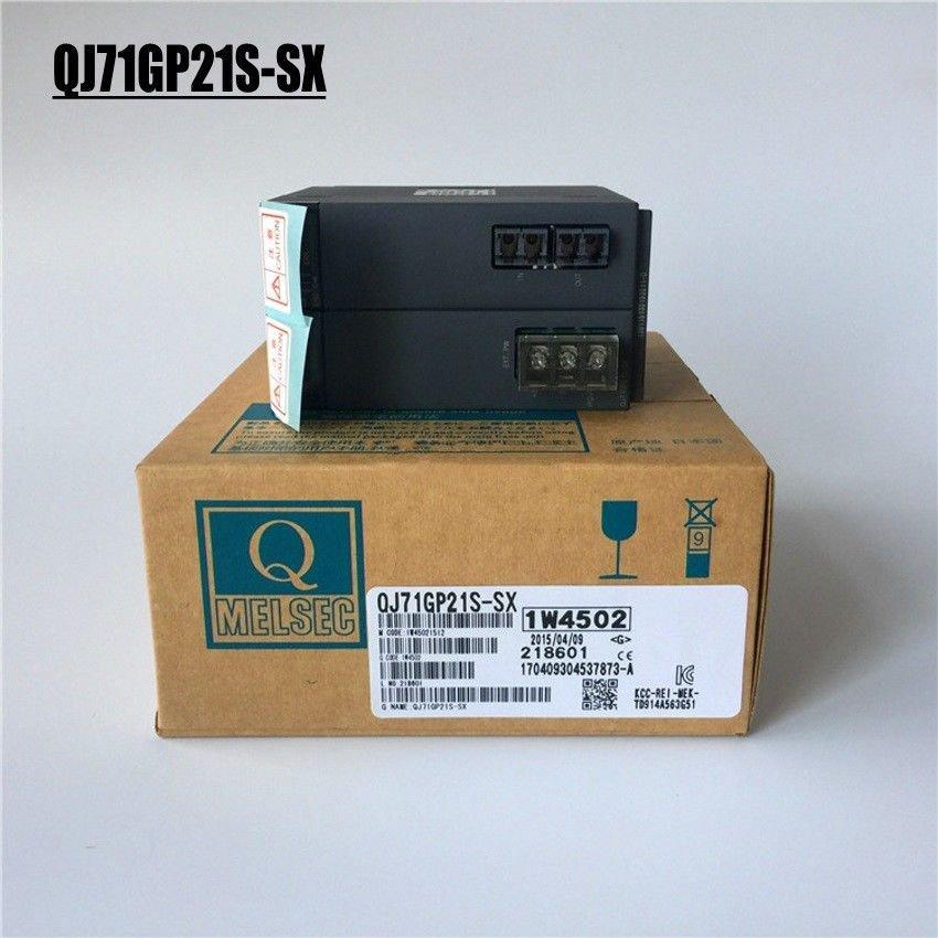 Brand new MITSUBISHI PLC Module QJ71GP21S-SX IN BOX QJ71GP21SSX