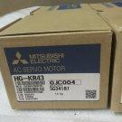 NEW&ORIGINAL MITSUBISHI AC SERVO MOTOR HG-KR43 HGKR43 in box