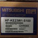 Brand new  Mitsubishi Servo Motor HF-KE23W1-S100 in box HFKE23W1S100