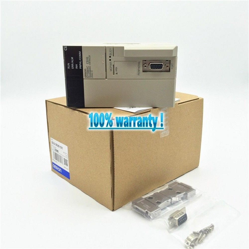 Brand new OMRON PLC CS1G-CPU42-EV1 IN BOX CS1GCPU42EV1