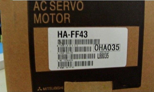 Brand new Mitsubishi Servo Motor HA-FF43 IN BOX HAFF43
