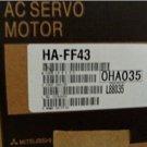 100% NEW Mitsubishi Servo Motor HA-FF43 IN BOX HAFF43