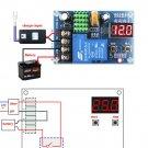DC 6~60v 12V 24V Lead-acid Li-ion battery charger control charging controller