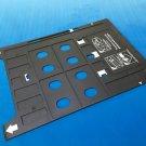 5pcs PVC ID card tray for Epson 1400 1410 1430 1430W 1500W R800 Artisan1430