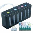 CISS bulk ink system for EPSON  T50 R270 R390 RX590 TX720 TX700 TX800 with ARC