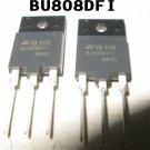 New Original BU808DFI BU808DF BU808D BU808 50pcs/lot