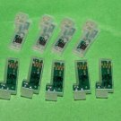 Permanent Chip / Auto Reset Chip for EPSON  Stylus Pro 3800 Printer; 9pcs/set
