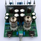 Diy kits HIFI 6J1 tube amplifier Headphones amplifiers LM1875T power amplifier
