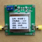 1MHz to 3000mhz UHF 2.4G Broadband Low Noise Amplifier RF LNA Amp Module 40DB