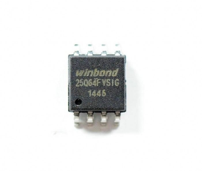 New W25Q64FV W25Q64FVSIG BIOS Chip Chipset 8M FLASH