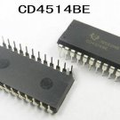 Free shipping 5pcs/lot CD4514BE CD4514 DIP24
