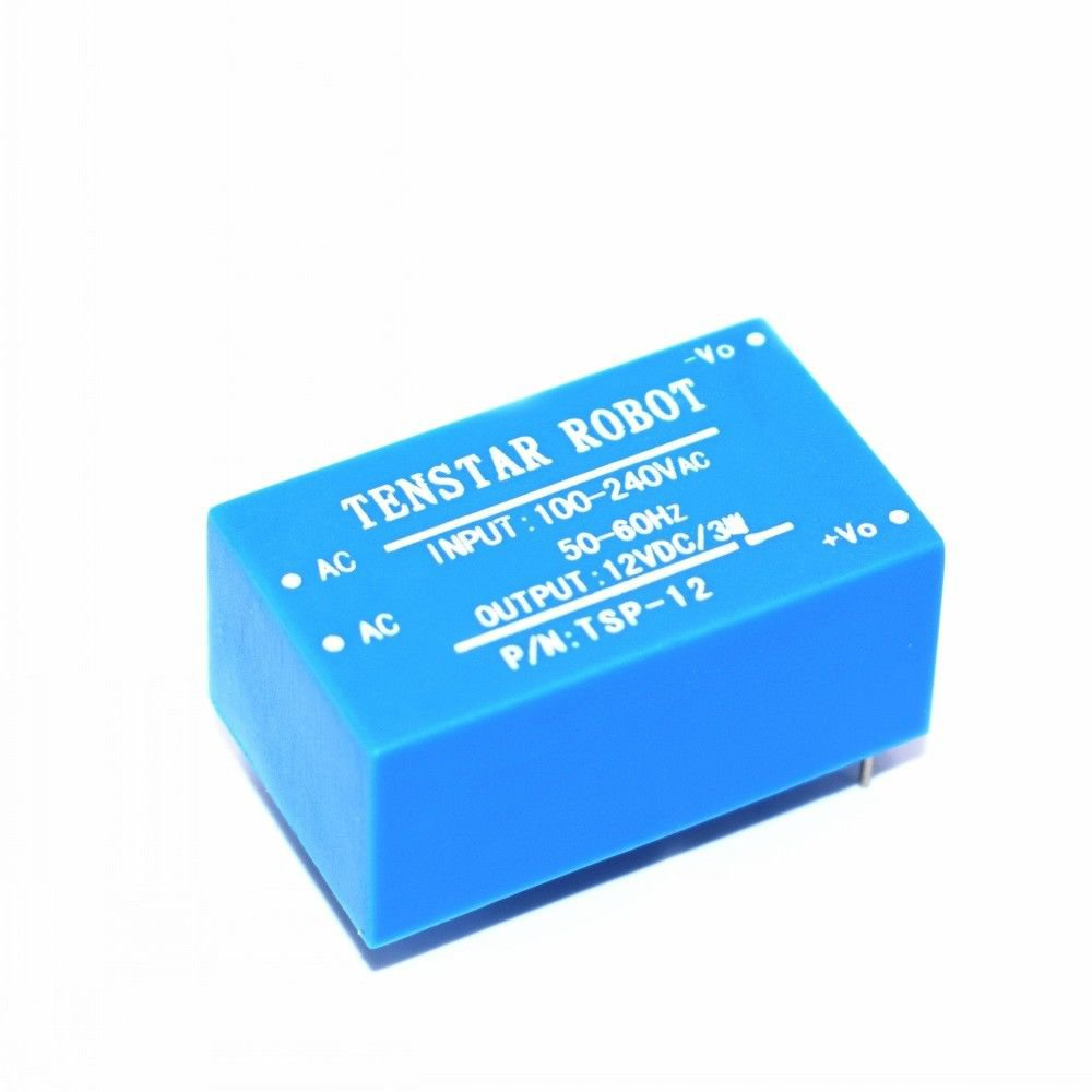 TSP-12 replace HLK-PM12 AC-DC 220V to 12V Buck Step Down Power Supply Module