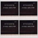 New and Original 2PCS STK4231 STK4231II 2-Channel 100W min AF Power