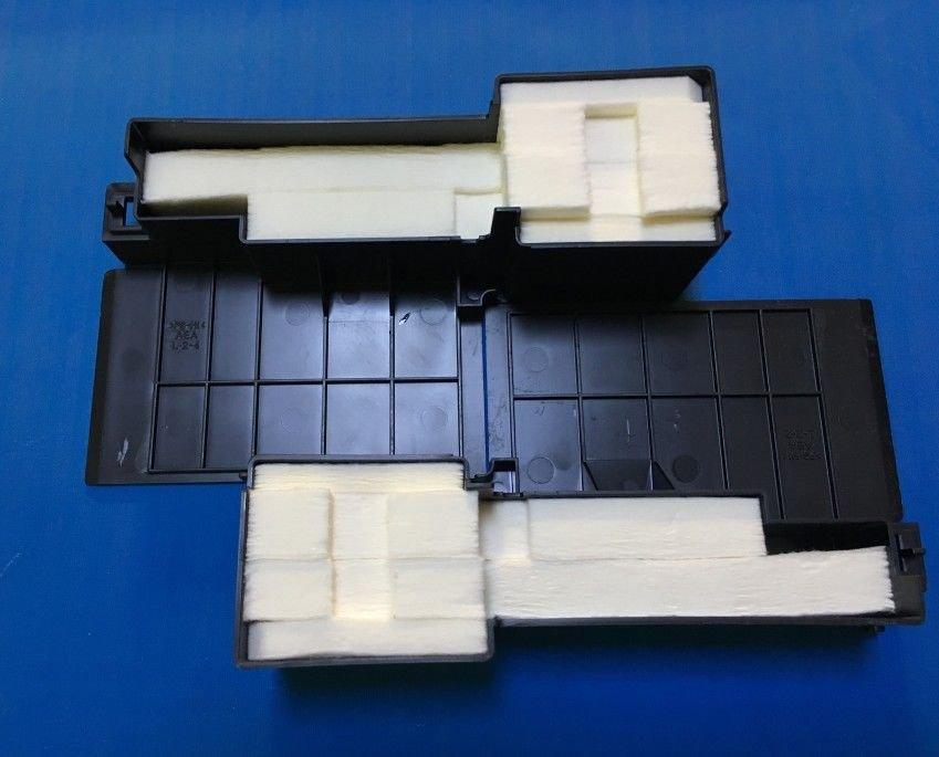 2pcs Waste Ink Tank Pad Sponge for EPSON  L111 L110 L210 L211 ME101 ME303 ME401