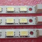 1 Set=4PCS LJ64-02219A LJ64-02220A LED Backlight STS550A05-LED70 70 LEDS 618MM