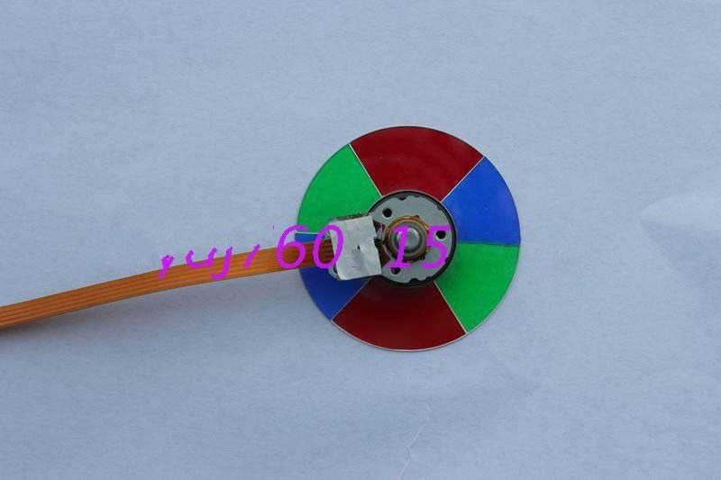 New SCT-DLP65S DVP53P PDL Color Wheel